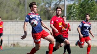 Fútbol. Tercera División- San Juan vs. Monzón.