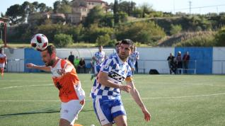 Fútbol. Tercera División Tamarite-Borja