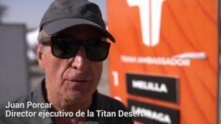 """Juan Porcar,  de la Titan Desert: """"Queremos solidarizarnos con el dolor de la familia"""""""