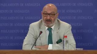Vox amenaza con romper el pacto de investidura en Andalucía