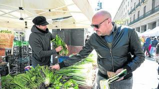 El mercado agroecológico cumple 10 años