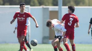 Fútbol. LNJ- Amistad vs. Montecarlo.