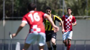 Fútbol. LNJ- Balsas vs. Hernán Cortés.