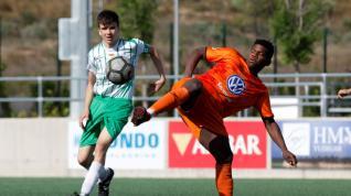 Fútbol. DH Cadete- El Olivar vs. Juventud.