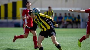 Fútbol. LNJ- Balsas vs. Amistad.