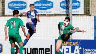 Fútbol. Segunda B- CD Ebro vs. Cornellá.