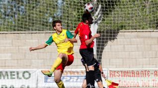 Fútbol. Tercera División- San Juan vs. San Lorenzo.