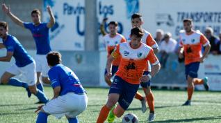 Fútbol. Tercera División- Utebo vs. Borja.