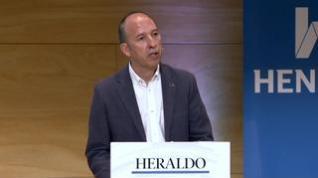 Minuto de oro de Carmelo Asensio, candidato de CHA al Ayuntamiento de Zaragoza