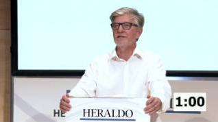 Minuto de oro de Pedro Santisteve, candidato de ZEC al Ayuntamiento de Zaragoza