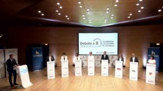 Debate Municipal Heraldo, primera parte: La deuda municipal elevan la tensión