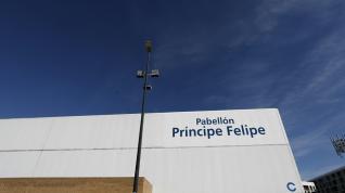 Nuevo aspecto de pabellón Príncipe Felipe