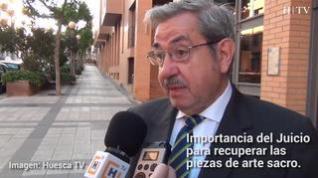 Declaraciones de Joaquín Guerrero, Abogado de la  diócesis de Barbastro.