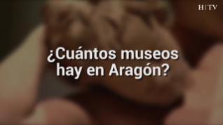 Los museos de Aragón, en datos