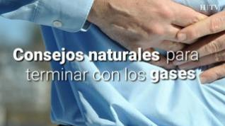 Cuatro consejos naturales para acabar con los molestos gases