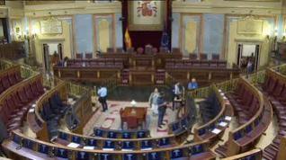 Arranca en el Congreso la XIII Legislatura