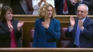 Meritxell Batet nueva presidenta del Congreso de los Diputados
