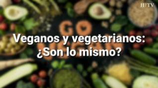 Veganos y vegetarianos: ¿Qué los diferencia?
