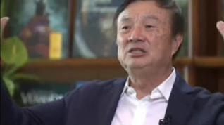 El fundador de Huawei saca pecho para defenderse