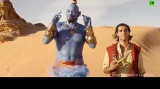 Aladdin, lo más esperado entre los estrenos del fin de semana