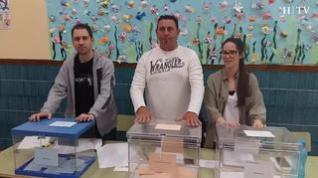 ¿Quién es quién en un colegio electoral?