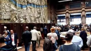 Gran afluencia en el colegio más grande de Aragón
