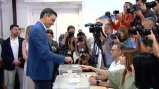 Los líderes de los principales partidos estatales ya han votado