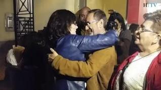 """Isabel García, eurodiputada del PSOE: """"Estoy encantada"""""""
