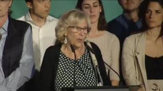 Carmena asume que no podrá ser alcaldesa de Madrid