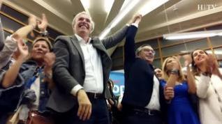 "Jorge Azcón: ""El centroderecha ha ganado en Zaragoza"""