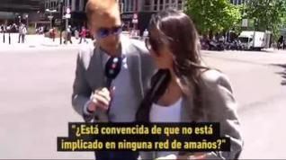 La mujer de Raúl Bravo defiende la inocencia de su marido