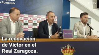 """Víctor Fernández: """"Me dejo llevar por el corazón y... que sea lo que Dios quiera"""""""