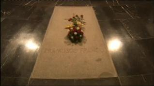 El Supremo suspende cautelarmente la exhumación de los restos de Franco