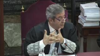 """El fiscal Zaragoza dice que el """"procés"""" fue un golpe de Estado con medios violentos"""