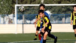 Final. 1ªInfantil B. CD Ebro vs. UD Balsas.