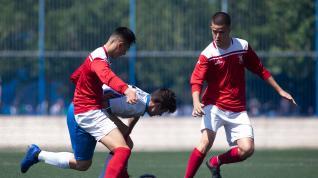 Final. 1ª Juvenil- Fuentes vs. St Venecia.