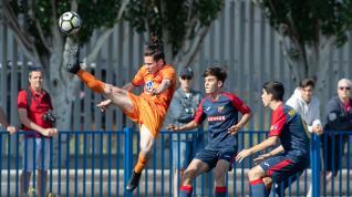 Final. Aragón Cadete- Juventud vs. Oliver.