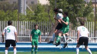 Final. Trofeo San Jorge- Stadium vs. Olivar.