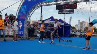 Carlos Mayo se corona en la 10K de Zaragoza pero no bate el récord de Toni Abadía