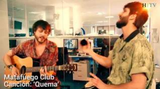 Matafuego Club , canción 'Quema'