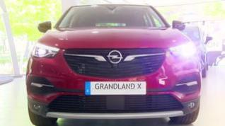 Grandland X, la senda de la nueva era de Opel
