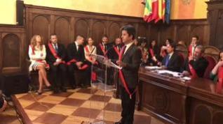 Discurso de investidura de Luis Felipe