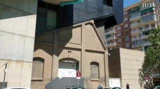 Los cimientos del gigante azul, el IAACC Pablo Serrano