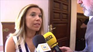 """Ana Alós: """"He visto las papeletas del PP y las de Vox"""""""