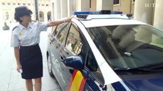 La tecnología llega a la Policía con los nuevos coches i-ZETA