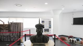 Cadrete retira el busto de Abderramán III por petición de Vox
