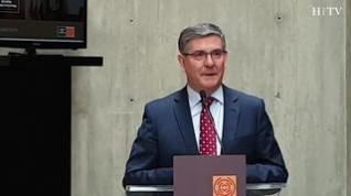 Los portavoces de las Cortes de Aragón llaman al diálogo y al acuerdo en el comienzo de la X legislatura