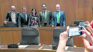 Los partidos abogan por un buen talante, diálogo y concordia en la Cámara más fragmentada