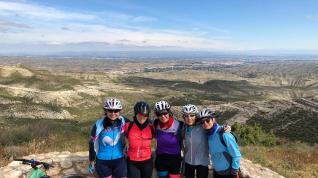 Quedadas de Women in Bike BTT en Zaragoza