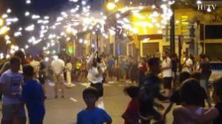 Noche de San Juan en Zaragoza